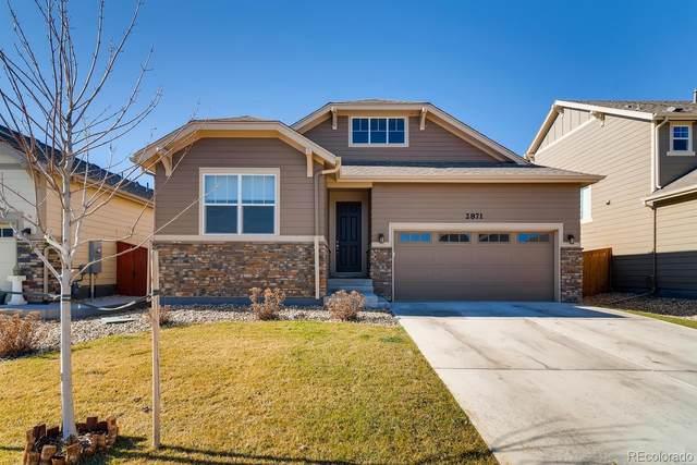 2871 Tallgrass Lane, Berthoud, CO 80513 (MLS #9728623) :: 8z Real Estate