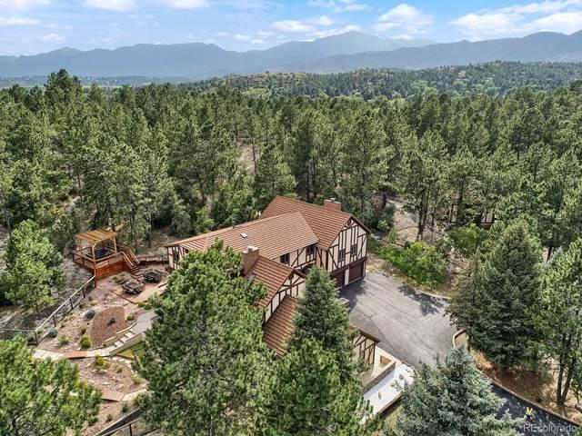 14 Woodmen Lane, Colorado Springs, CO 80919 (#9752221) :: James Crocker Team