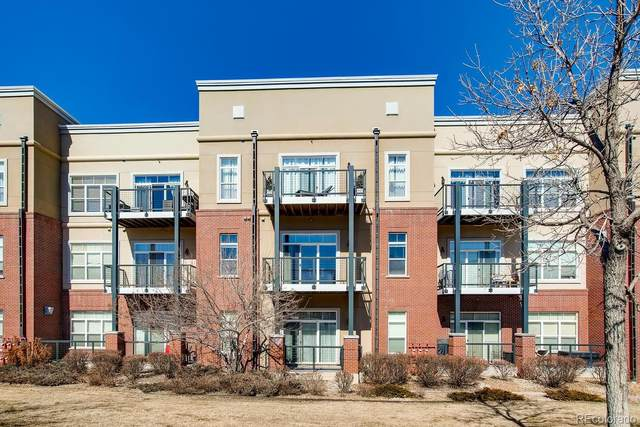 5401 S Park Terrace Avenue 206A, Greenwood Village, CO 80111 (#9753810) :: The DeGrood Team