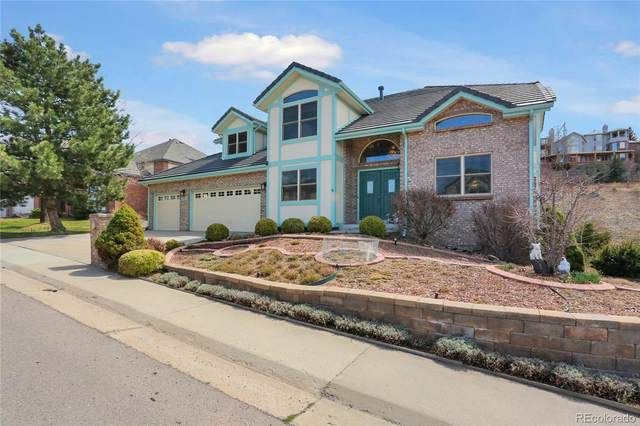 15908 W Ellsworth Drive, Golden, CO 80401 (#9772371) :: THE SIMPLE LIFE, Brokered by eXp Realty