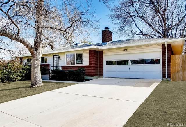 12312 W Iowa Drive, Lakewood, CO 80228 (#9774484) :: My Home Team