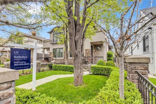 457 Jackson Street, Denver, CO 80206 (MLS #9774732) :: Find Colorado