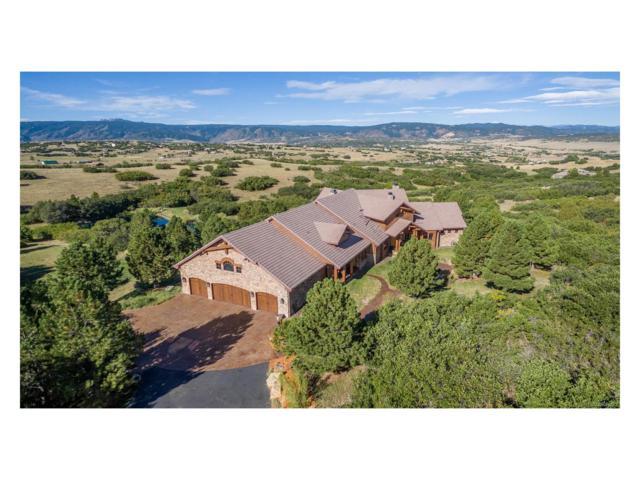 2680 Big Bear Drive, Sedalia, CO 80135 (MLS #9776528) :: 8z Real Estate