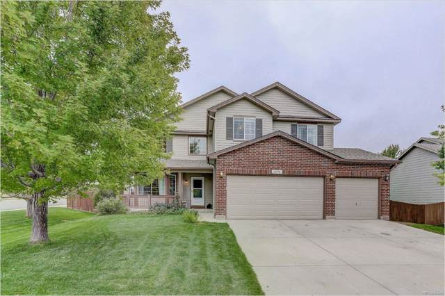 10978 Ebony Street, Firestone, CO 80504 (MLS #9778111) :: 8z Real Estate