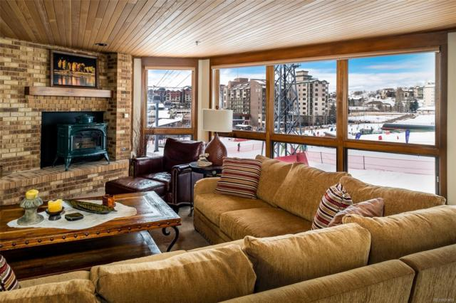2306 Ski Trail Lane 132A, Steamboat Springs, CO 80487 (#9803307) :: The Heyl Group at Keller Williams