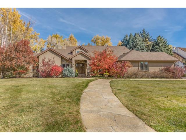 4245 S Bellaire Circle, Cherry Hills Village, CO 80113 (#9806804) :: The City and Mountains Group