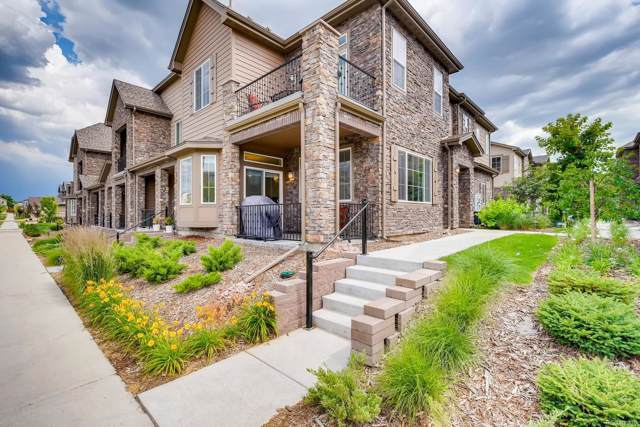 514 E Dry Creek Place, Littleton, CO 80122 (MLS #9813238) :: 8z Real Estate