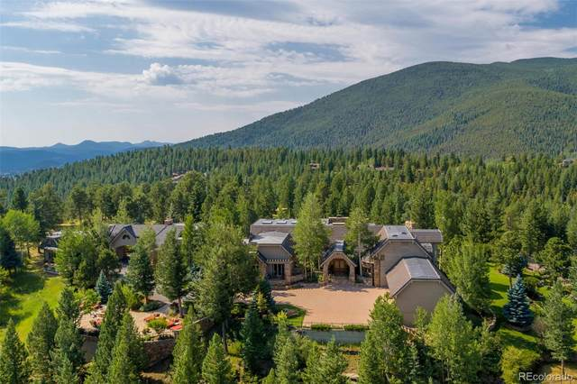 1275 Silver Tip Lane, Evergreen, CO 80439 (#9828302) :: The Colorado Foothills Team | Berkshire Hathaway Elevated Living Real Estate