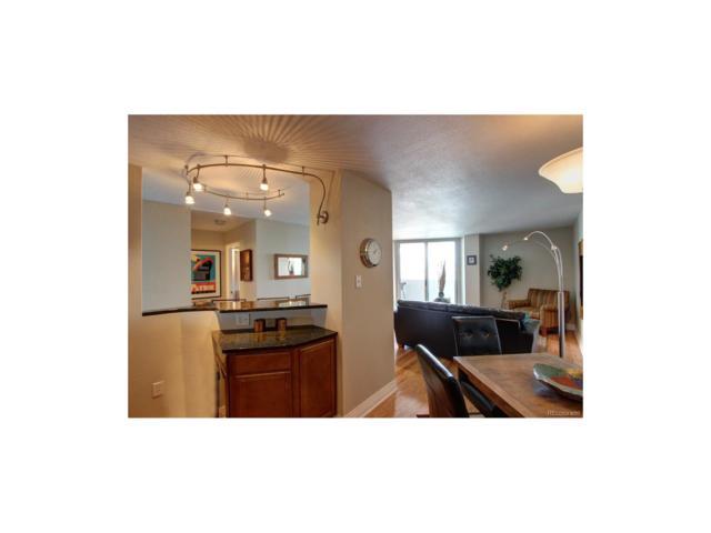 601 W 11th Avenue #1003, Denver, CO 80204 (MLS #9844155) :: 8z Real Estate