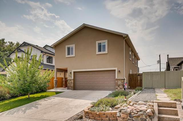 2871 S Grant Street, Englewood, CO 80113 (#9845739) :: The Dixon Group