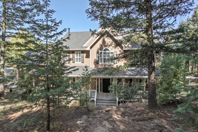 6024 Meadow Drive, Morrison, CO 80465 (#9857536) :: Mile High Luxury Real Estate