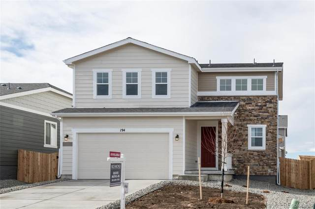626 Hearthstone Avenue, Brighton, CO 80601 (MLS #9862858) :: 8z Real Estate