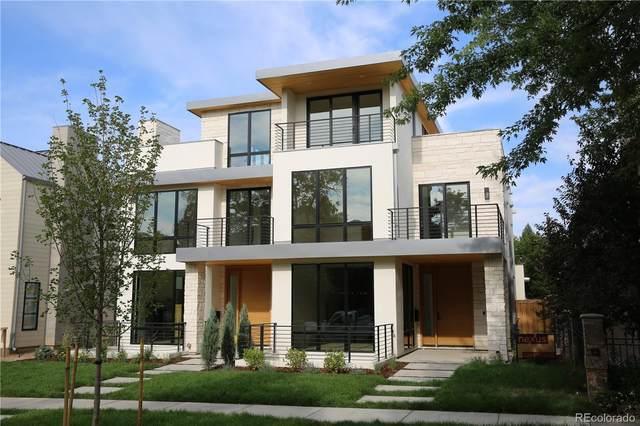 463 Adams Street, Denver, CO 80206 (#9870427) :: Mile High Luxury Real Estate