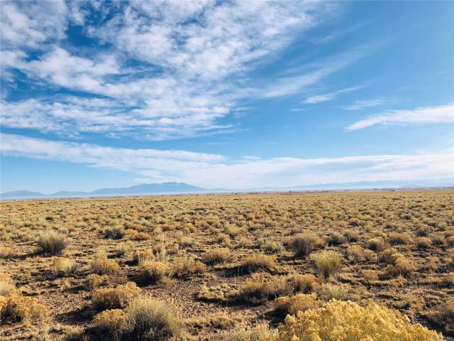 40 Acre County Road Aa, Capulin, CO 81124 (MLS #9875525) :: 8z Real Estate
