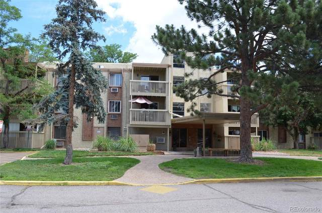 1300 S Parker Road 299F, Denver, CO 80231 (#9893068) :: Signature Realty, Inc.