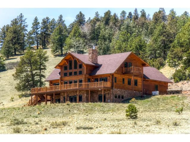 228 Eagle Nest Rd, Westcliffe, CO 81252 (MLS #9901728) :: 8z Real Estate