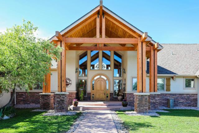 4211 Willow Creek Road, Castle Rock, CO 80104 (#9913308) :: The Pete Cook Home Group