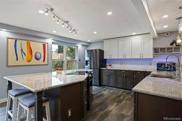 8254 W 71st Avenue, Arvada, CO 80004 (MLS #9939304) :: The Sam Biller Home Team