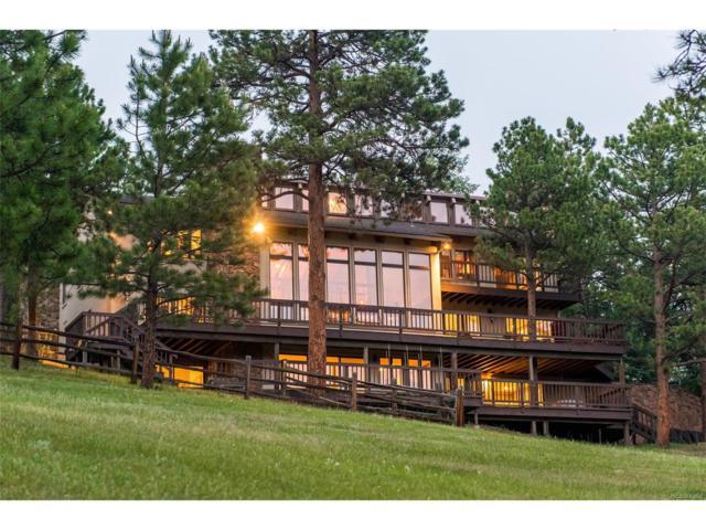 87 Oak Way, Evergreen, CO 80439 (MLS #9945957) :: 8z Real Estate