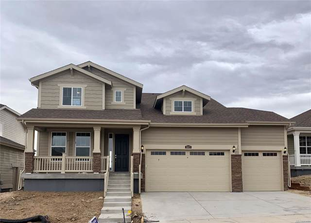 15871 Red Bud Drive, Parker, CO 80134 (MLS #9957304) :: 8z Real Estate