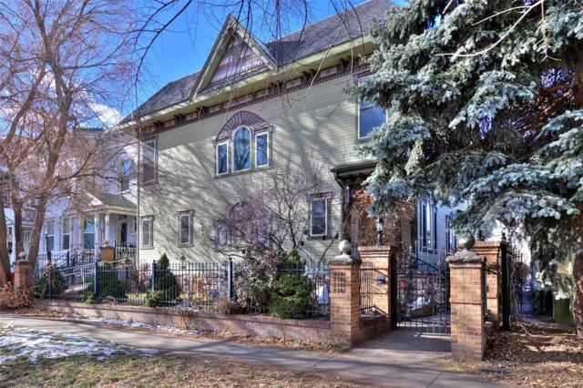 2105 N Downing Street, Denver, CO 80205 (#9961783) :: House Hunters Colorado
