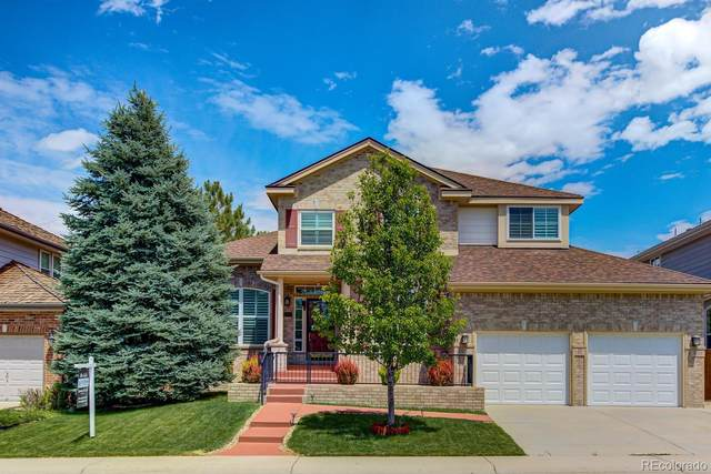 10582 Stonewillow Drive, Parker, CO 80134 (#9969971) :: The DeGrood Team