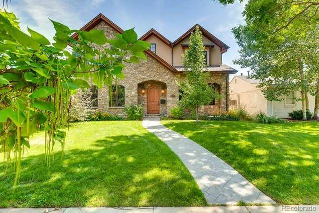 726 S Columbine Street, Denver, CO 80209 (#9988588) :: The DeGrood Team