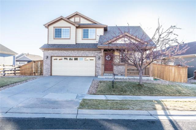 16228 E 105 Way, Commerce City, CO 80022 (#9995552) :: The Heyl Group at Keller Williams