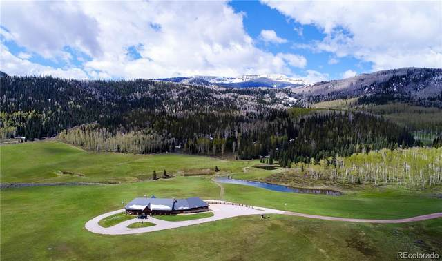 70962 County Road #8, Meeker, CO 81641 (MLS #S161255) :: 8z Real Estate