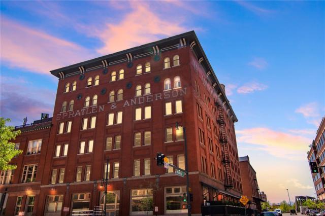 1450 Wynkoop Street 3B, Denver, CO 80202 (#1532856) :: The Healey Group