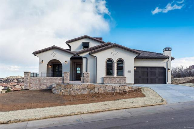 7912 Galileo Way, Littleton, CO 80125 (#1545054) :: Structure CO Group