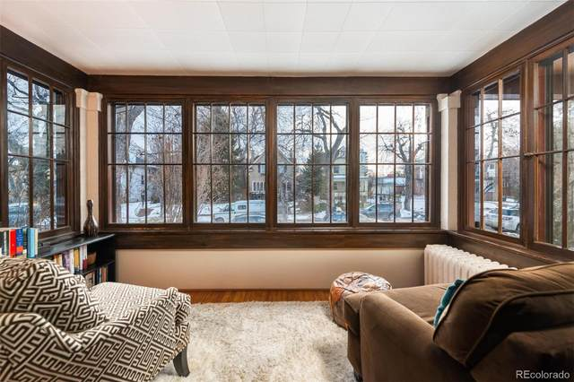 772 N Marion Street, Denver, CO 80218 (#1612645) :: Kimberly Austin Properties