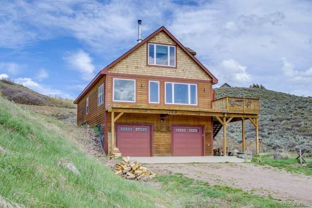 31570 Shoshone Way, Oak Creek, CO 80467 (#1640108) :: Real Estate Professionals