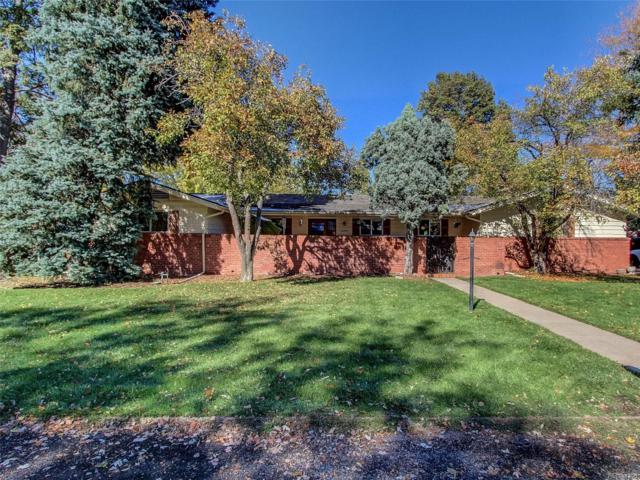 13885 W 30th Avenue, Golden, CO 80401 (MLS #1649351) :: Kittle Real Estate
