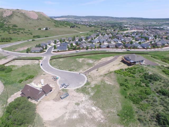 594 Granger Court, Castle Rock, CO 80109 (#1696802) :: Structure CO Group