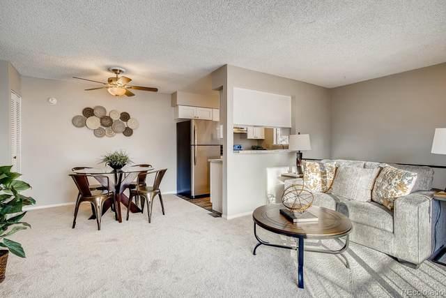 9195 E Lehigh Avenue #140, Denver, CO 80237 (#1703379) :: iHomes Colorado