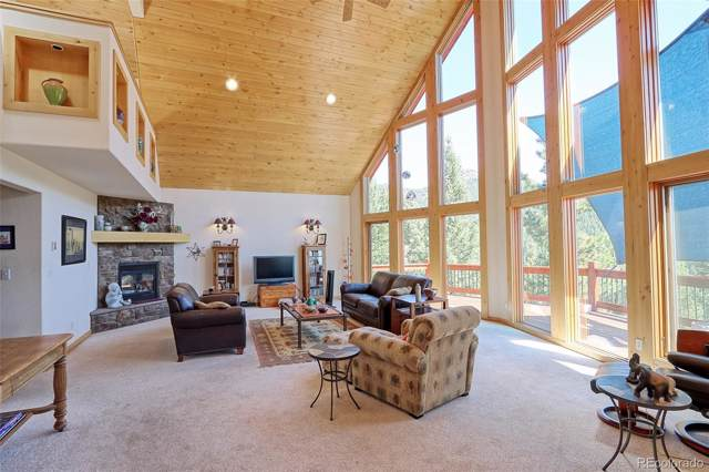 13432 Shiloh Drive, Conifer, CO 80433 (MLS #1716761) :: 8z Real Estate