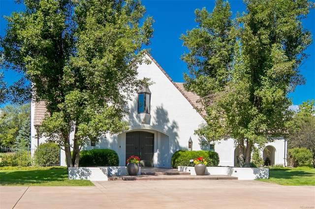 4411 S Lafayette Street, Cherry Hills Village, CO 80113 (#1780874) :: HergGroup Denver