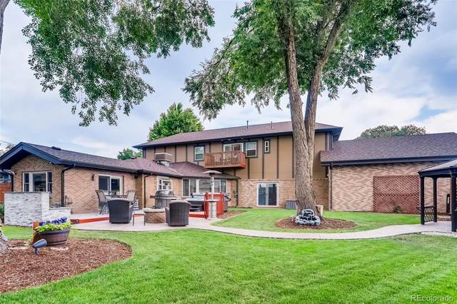 1525 S Humboldt Street, Denver, CO 80210 (MLS #1786935) :: Clare Day with Keller Williams Advantage Realty LLC