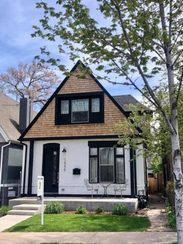 1540 N Gilpin Street, Denver, CO 80218 (#1816966) :: The DeGrood Team
