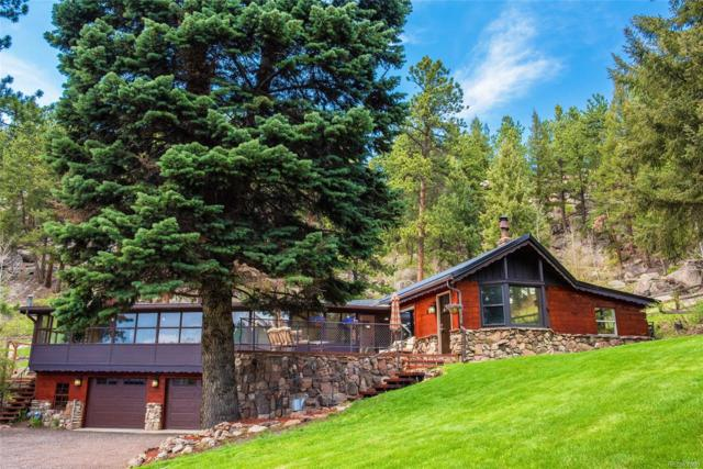 12935 Us Highway 285, Conifer, CO 80433 (#1820997) :: Wisdom Real Estate
