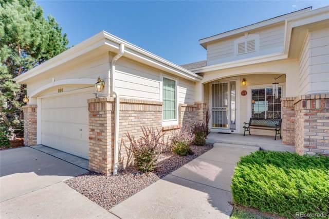 896 Bramblewood Drive, Castle Pines, CO 80108 (MLS #1878812) :: 8z Real Estate