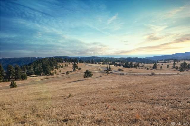Lot 3 Ridge Way, Golden, CO 80401 (MLS #1893134) :: Bliss Realty Group
