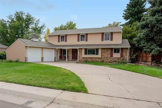 6859 S Elizabeth Circle, Centennial, CO 80122 (#1903111) :: Briggs American Properties