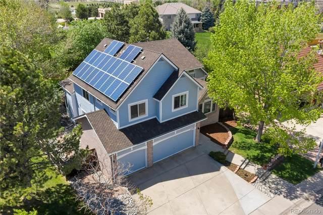 6148 W Pacific Circle, Lakewood, CO 80227 (#1918617) :: Briggs American Properties