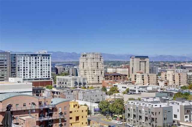 925 N Lincoln Street 9C-S, Denver, CO 80203 (MLS #1967729) :: 8z Real Estate