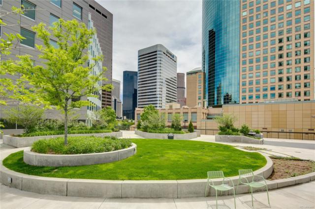 1625 Larimer Street #601, Denver, CO 80202 (MLS #2058544) :: 8z Real Estate
