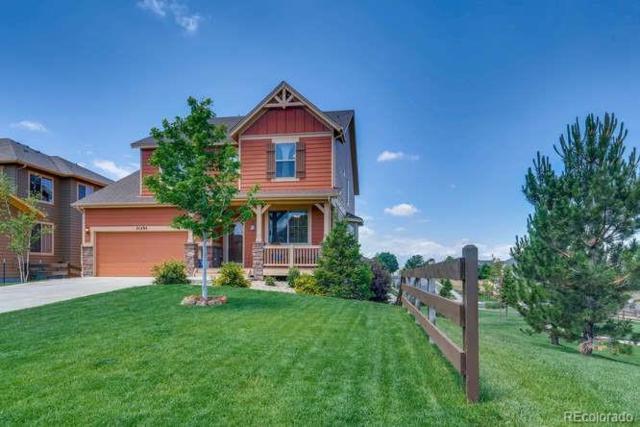21495 E Idyllwilde Drive, Parker, CO 80138 (MLS #2059150) :: 8z Real Estate