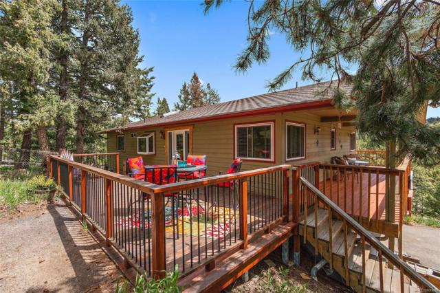 28555 Cragmont Drive, Evergreen, CO 80439 (#2095300) :: Berkshire Hathaway Elevated Living Real Estate