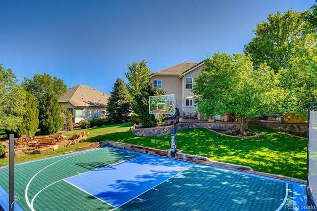 9586 E Aspen Hill Lane, Lone Tree, CO 80124 (#2106960) :: The Brokerage Group